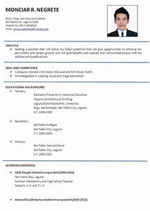 51 teacher resume templates free sample example format With formal resume example
