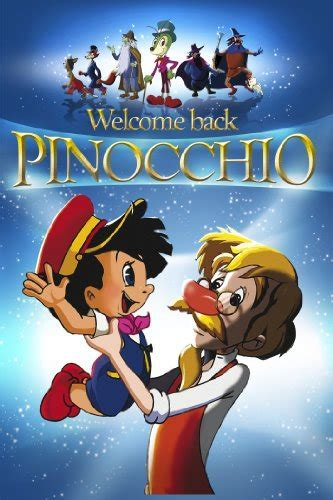 Amazon.com: Welcome Back Pinocchio: An Animated Classic: n