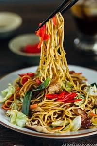 Yakisoba (Japanese Fried Noodles) Recipe — Dishmaps