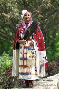 Beautiful Native American Elder Woman