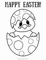 Easter Coloring Egg Pages Printable Happy Sheet Sheapeterson sketch template