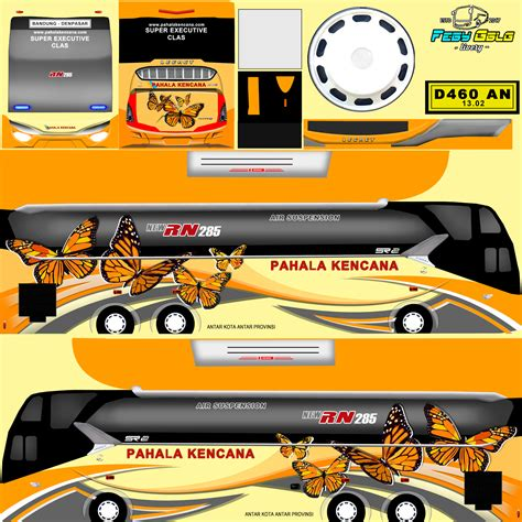 livery bussid persib shd png galeri timnesia