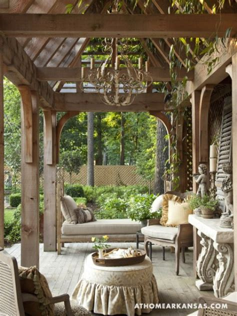 amazing  european style garden  terrace design digsdigs