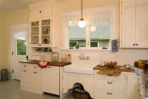 192039s historic kitchen traditional kitchen seattle for Historic kitchen design