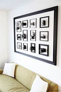 best 25 camera decor ideas on pinterest college bedroom With what kind of paint to use on kitchen cabinets for large black framed wall art