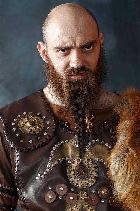 Short faux hawk viking hairstyles. 54 Best Viking Beard Styles For Bearded Men - Fashion Hombre