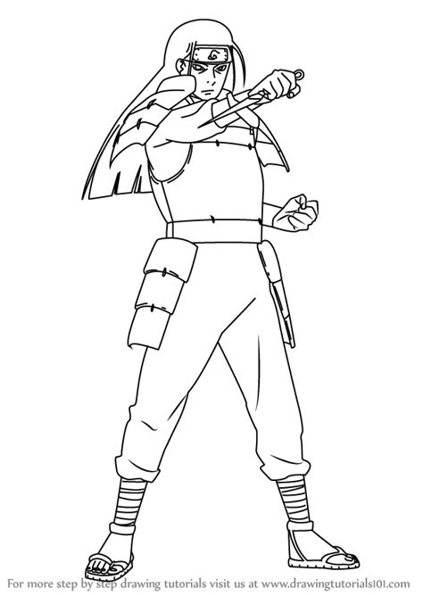 learn   draw hashirama senju  naruto naruto