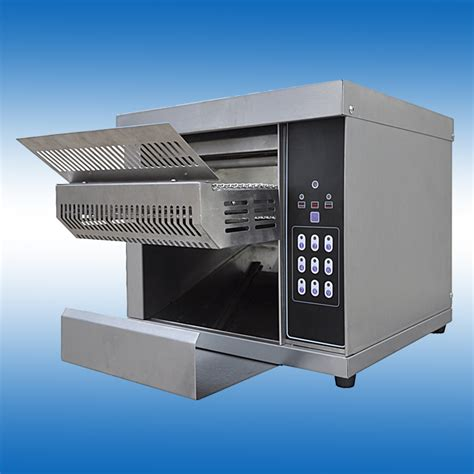 used commercial toaster shentop stxn b360 stainless steel bread toaster conveyor
