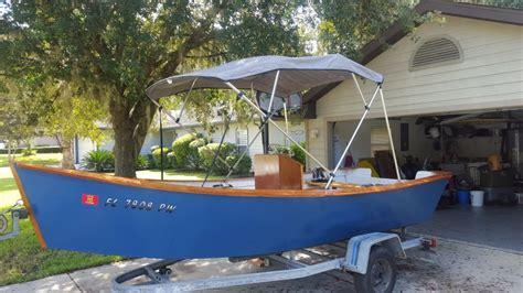 tillamook boat dory power pacific woodenboat launchings magazine