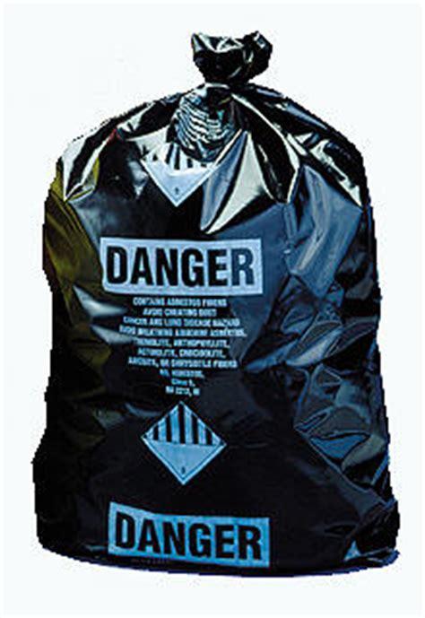 bio hazard bags radiation waste polyurethane bags