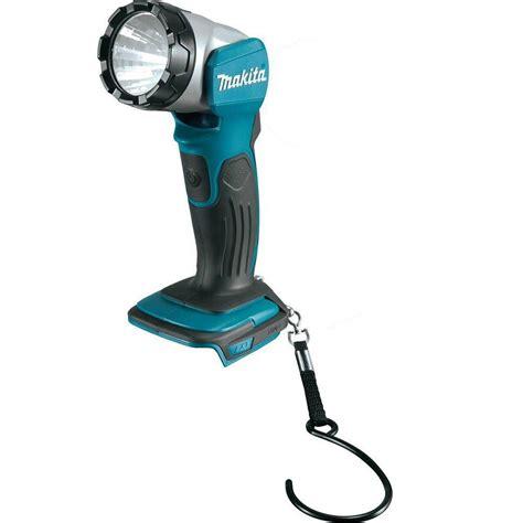 makita 18v 14 4v led flashlight tool only the home depot canada
