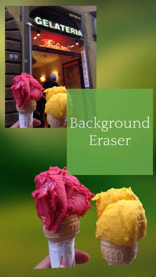 background eraser ipa iphone ipad ipod  app