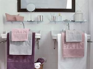 Accessoires Pour Salle De Bain : d co salle de bain accessoires ~ Edinachiropracticcenter.com Idées de Décoration