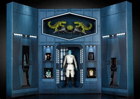 star wars celebration black series figures preview