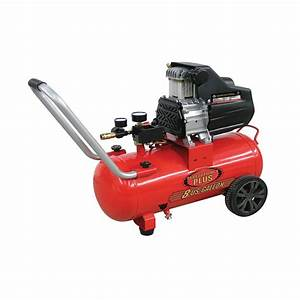 8 Gallon Oil Free Air Compressor King Canada