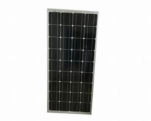 Panneau Solaire 100w : galix panneau solaire monocristallin 100w panneaux ~ Nature-et-papiers.com Idées de Décoration