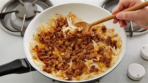 Taco Burrito Boats by Breakfast Burrito Taco Boats Recipe Pillsbury