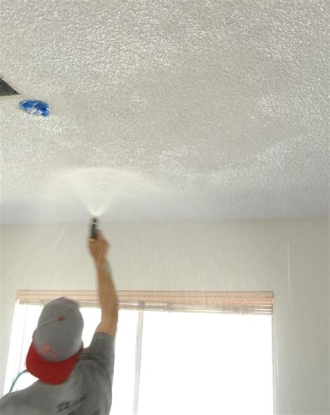 scrape popcorn ceiling and paint the of popcorn ceiling removal centsational
