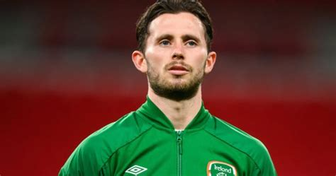 Ireland's Alan Browne played full match against England ...