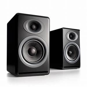 P4, Passive, Speakers, U2014, Audioengine