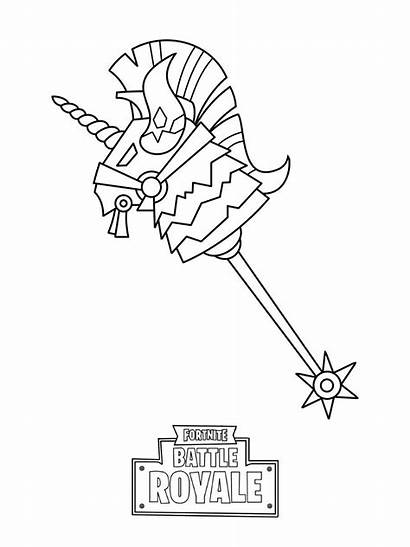 Fortnite Coloring Pages Skin Printable Sheets Adults