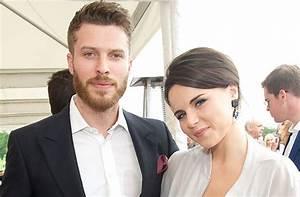 Presenter Rick Edwards marries former EastEnders star Emer