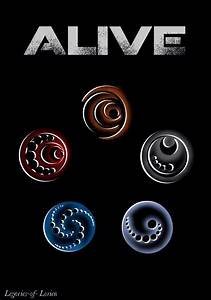 The Alive Garde | I Am Number Four | Pinterest | Circles ...