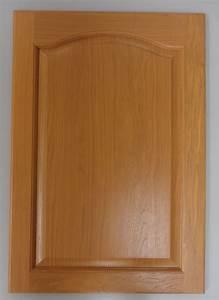 720x495mm Solid Oak Kitchen Cabinet Door Cupboard Arched
