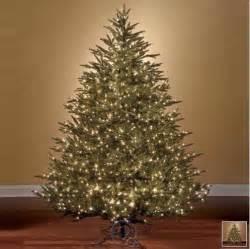 worlds best prelit fraser artificial christmas tree led ebay