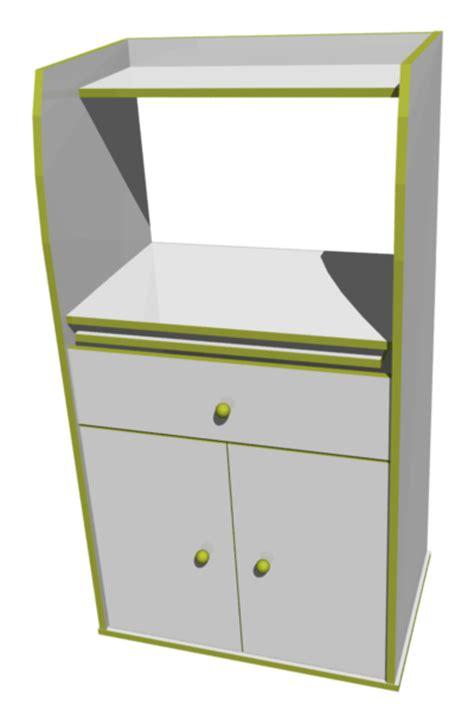 meuble cuisine pour micro onde meuble de cuisine pour micro onde maison et mobilier d