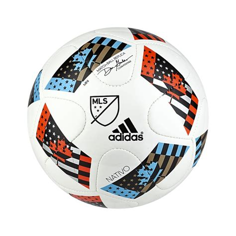 Adidas MLS 16 Team Mini Soccer Ball