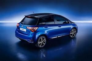 Tarif Toyota Yaris : prix toyota yaris 2017 des tarifs partir de 14 150 euros photo 2 l 39 argus ~ Gottalentnigeria.com Avis de Voitures