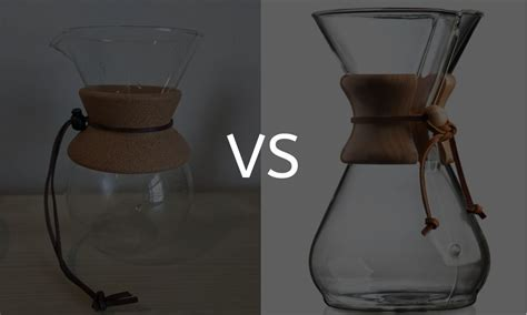 Make sure that the section you can always adjust the ratio to your preferred flavor profile and to the coffee that you're brewing. Chemex vs Bodum: Pour Over Wars | A Man And His Gear