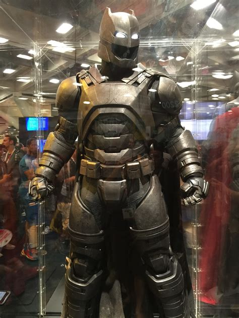 Batman V Superman  Batman Armor, Costume, Weapon, And