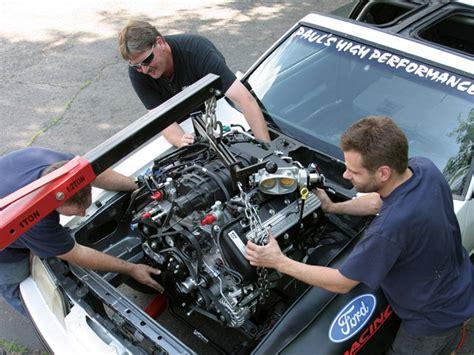 Kc Auto Repair Engine Replacement In Broken Arrow