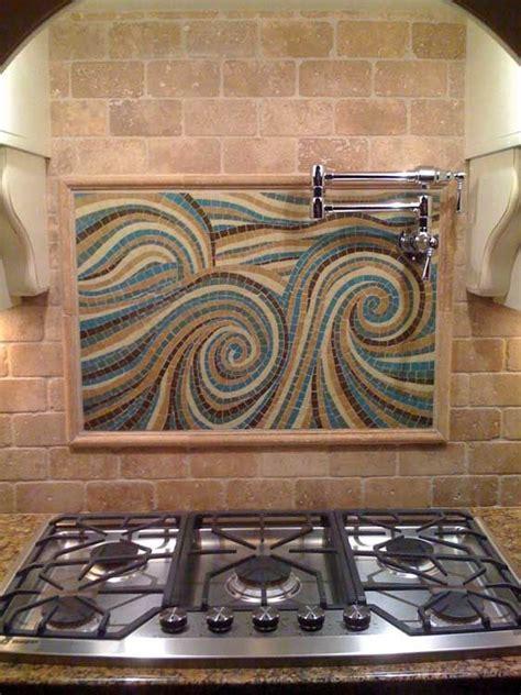 handmade kitchen tiles 61 best custom glass mosaics images on custom 1554