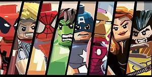 LEGO Marvel Wallpaper - WallpaperSafari