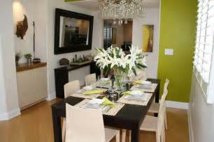 Decorating Ideas For Dining Room Small Dining Room Decorating Ideas