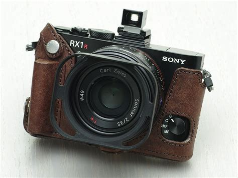 leather camera body suit  sony rxr