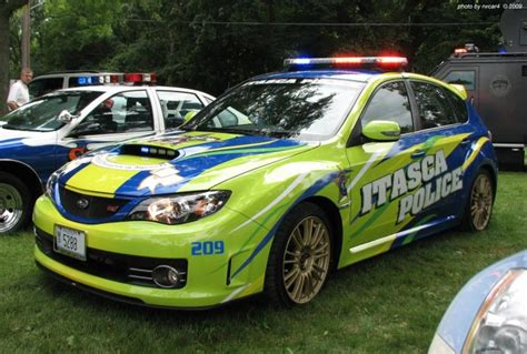 unusual real police cars    world