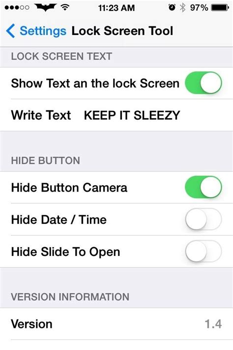 how do you lock an iphone how to customize the quot slide to unlock quot text on your iphone