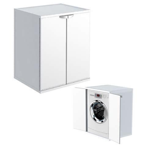 mobile lavatrice esterno kit mobile copri lavatrice da esterno resina mobiletto per