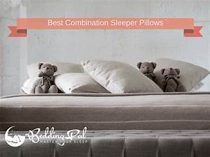 Best pillow for combination sleepers unbiased reviews for Combination sleeper pillow