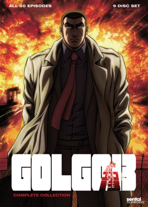 13 Anime To Golgo 13 Tv Anime Recommendations Anime Planet