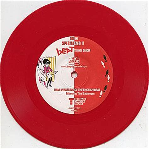 The Beat Mirror In The Bathroom by Beat Mirror In The Bathroom Colored Vinyl 7
