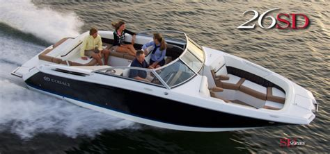 Cobalt Boats Home Page by Cobalt Deck Boat Images