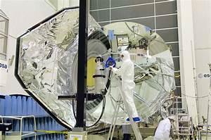 Space in Images - 2009 - 02 - Herschel spacecraft during ...