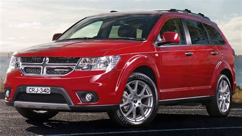 Dodge Journey Picture by 2016 Dodge Journey R T Review Road Test Carsguide
