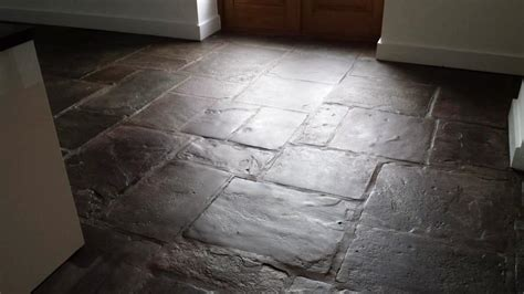 Kitchen Floor Flagstone Tiles by Tile And Problem Solvers Tile Cleaners Tile Cleaning