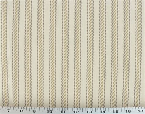 Striped Drapery Fabric by Drapery Upholstery Fabric 100 Cotton Classic Ticking